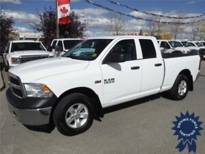 2016 Ram 1500 QuadCab - 4WD - Hemi - 6.4 Ft Box - 43,705 KMs