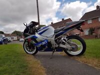Suzuki gsxr 1000 k2 motorbike Great condition