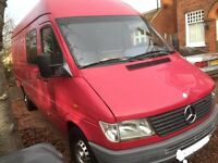 Mercedes Sprinter 312D- LHD, with NOVA, extra long wheel base, perfect for export/ conversion