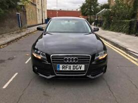 Audi A4 black mot 2011 Diesel top condition