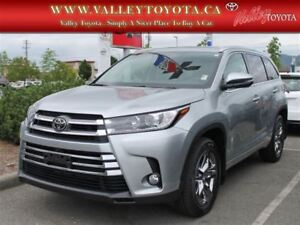 2017 Toyota Highlander Limited Manager Demo