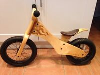 Early Rider wooden Balance Bike 18mth+