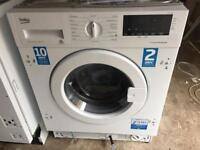 Beko Intrgrated Washing Machine 7kg New and Unused