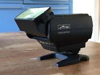 Metz camera flash. Manual. 32z-1. Film/digital/non-ttl/fillflash