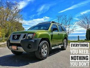 2012 Nissan Xterra 4x4 Pop Green  FREE Delivery