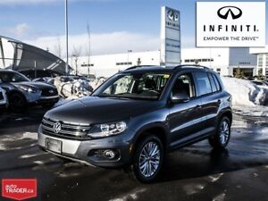2016 Volkswagen Tiguan Special Edition 2.0T 6sp at w/Tip 4M AWD,