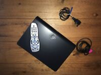 Sky+ HD box in perfect condition with remote and cables