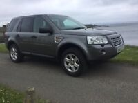 Land Rover Freelander 2 GS Automatic