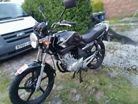 Yamaha YBR 125 125cc
