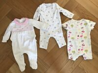 Baby girl clothes (3-6 months)