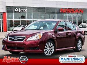 2011 Subaru Legacy 2.5 i Limited Package*One Owner*Navigation