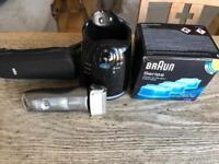 Braun Series 7 + cartridges
