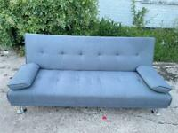 ✅✅🚚🚚Beautiful Grey Sofa Bed For Sale Really Good Condition Free Delivery Radius Apply✅✅✅