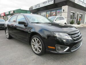 2012 Ford Fusion SEL - Leather, Heated seats, ect... Financing a