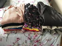 Large bundle of ladies size 14 and 16 clothes needs to go today!!