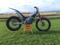 Gas gas txt250 Pro 2005 trials bike, not beta,sherco