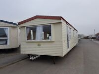 3 bedroom ideal starter caravan, choice of parks, skegness, ingoldmells area