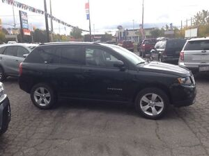 2014 Jeep Compass Sport/North * AWD * LEATHER London Ontario image 8