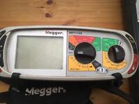 Megger mft1720 electrical tester