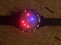 DETOMASO Binary watch