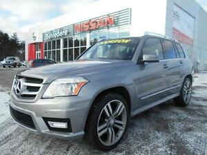 2011 Mercedes-Benz GLK-Class GLK350 4 MATIC TOIT PANORAMIQUE CUI