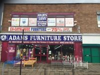 LARGE COMMERCIAL SHOP FOR SALE, 2 FLOORS, 9550 SQ FEET RETAIL SPACE. PERRYBARR, BIRMINGHAM.