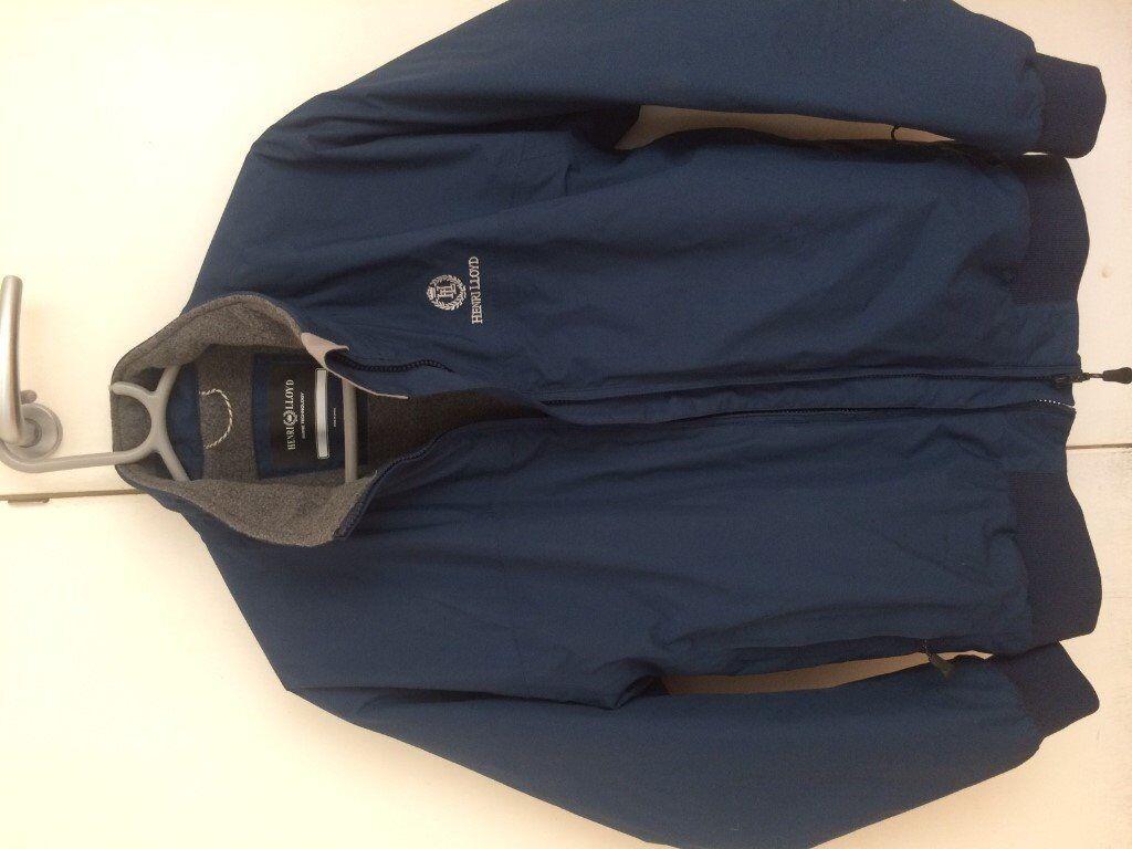 Henri Lloyd Mens 'Vigo' Bomber Jacket