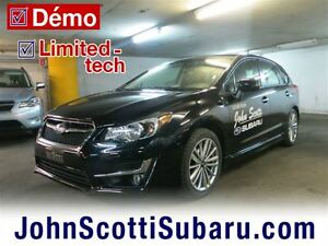 2015 Subaru Impreza Limited EYESIGHT GPS