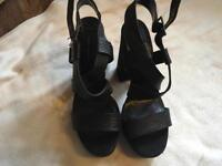 Newlook ladies sandals heels size: 6/39 brand new £5