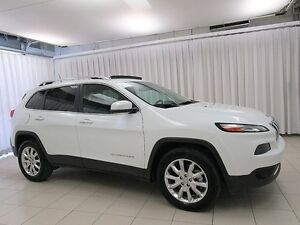 2016 Jeep Cherokee INCREDIBLE DEAL!! LIMITED 4X4 SUV w/ HEATED L