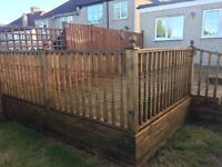 I can make your decking brand new
