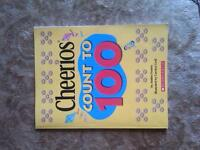 Cheerios count to 100 learning book