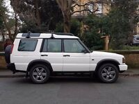 Thule Roof Bars Package for Land Rover Discovery 2