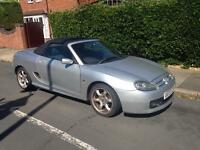 MG TF 135 (Cool Blue) - MOT FAIL - SPARES AND REPAIRS - SOLD AS SEEN