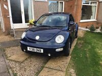Be beetle auto spares or repair MOT till march 2017