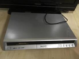 Panasonic DVD and HDD player