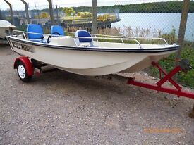 SOLD SOLD SOLD DELL QUAY DORY 4 METRE OPEN DAY BOAT ...SOLD SOLD SOLD