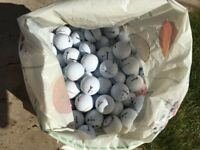 120 Mixed Brand Golf Balls