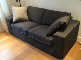 3 Seater French Connection Sofa Bed