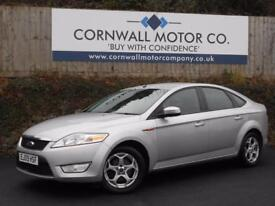 FORD MONDEO 1.8 ZETEC TDCI 5d 125 BHP CRUISE CONTROL (silver) 2009