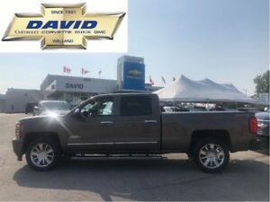 2014 Chevrolet Silverado 1500 HIGH COUNTRY CREW 4WD 6.5FT/ LEATH