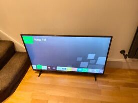 """LG 43"""" 4K ULTRA HD SMART LED TV, EXCELLENT CONDITION FULL WORKING ORDER £250 NO OFFERS CAN DELIVER"""
