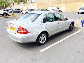 Mercedes c270 cdi automatic