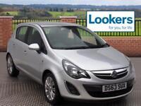 Vauxhall Corsa SE (silver) 2013-12-31