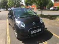 Citroen C1 1.0 engine black One former keeper full service history