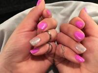 Nail polish and extension