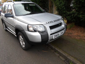 Land Rover Freelander TD4 facelift,2004,heated leather seats,