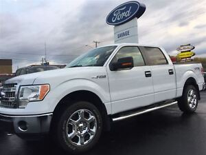 2014 Ford F-150 XLT-RARE!!302A|Leather|Sunroof|Console|20Wheels