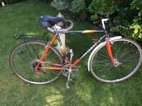 GENTS RETRO PEUGEOT RACEING TOWN BIKE RIDES VERY WELL CLEAN CONDITION