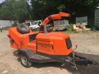 Timberwolf S425 Turbo. Heavy duty shredder/wood chipper
